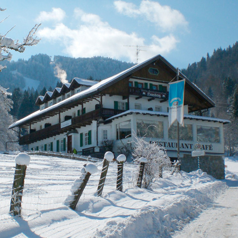 hotel hausberg winter slide 1
